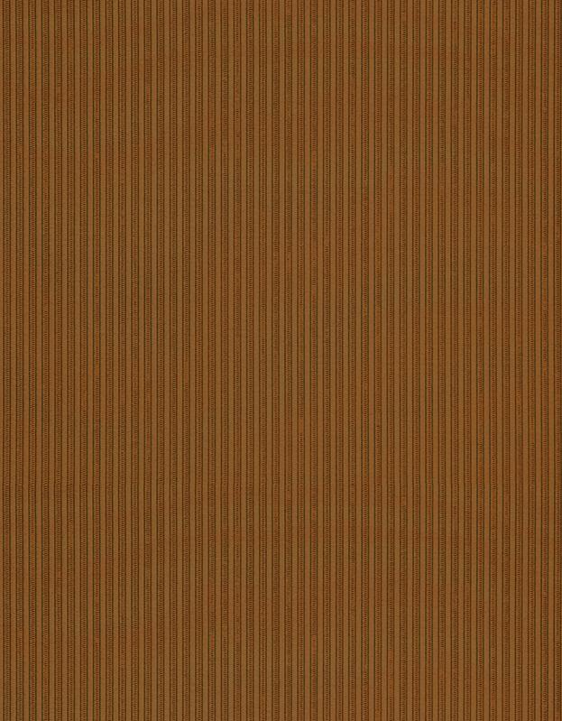 Semi-transparant Vouwgordijn Kleurstaal Caramel