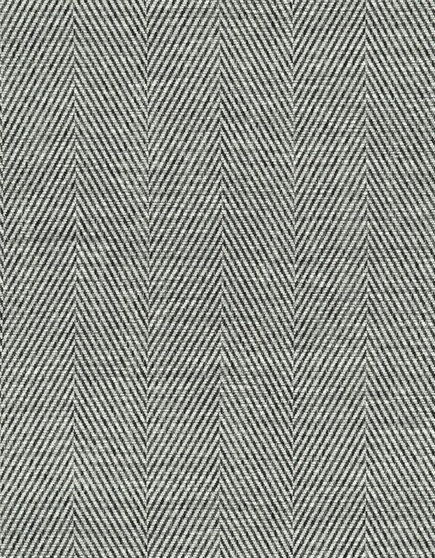 Semi-transparant Vouwgordijn Kleurstaal Houtskool