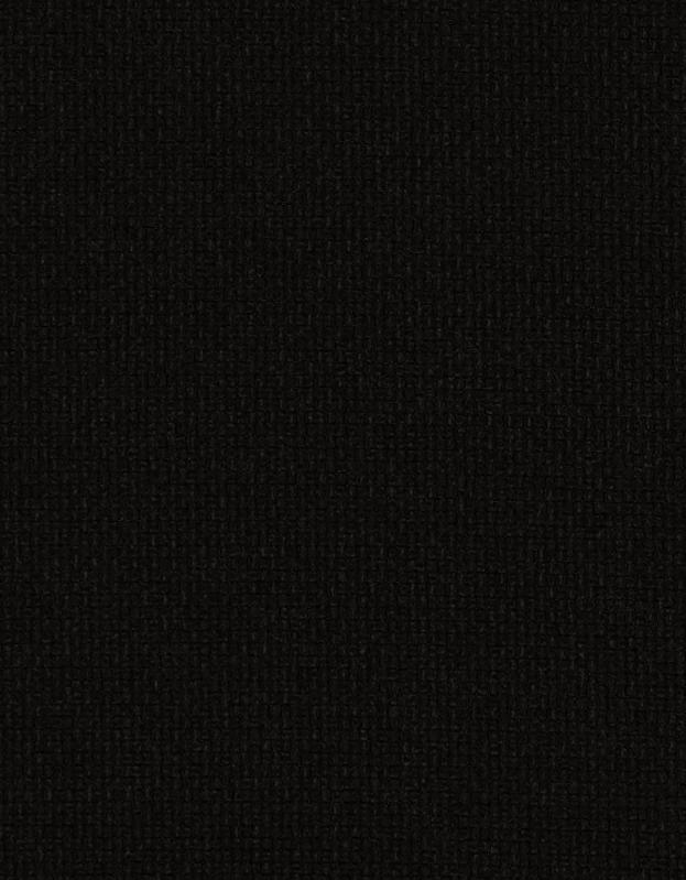 Lichtdoorlatend Vouwgordijn Kleurstaal Houtskool