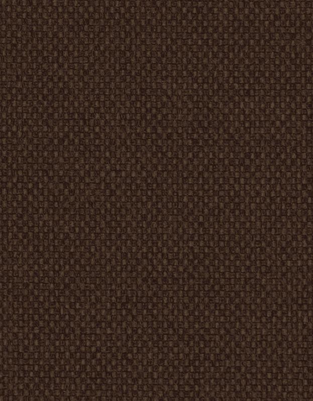 Lichtdoorlatend Vouwgordijn Kleurstaal Kastanje