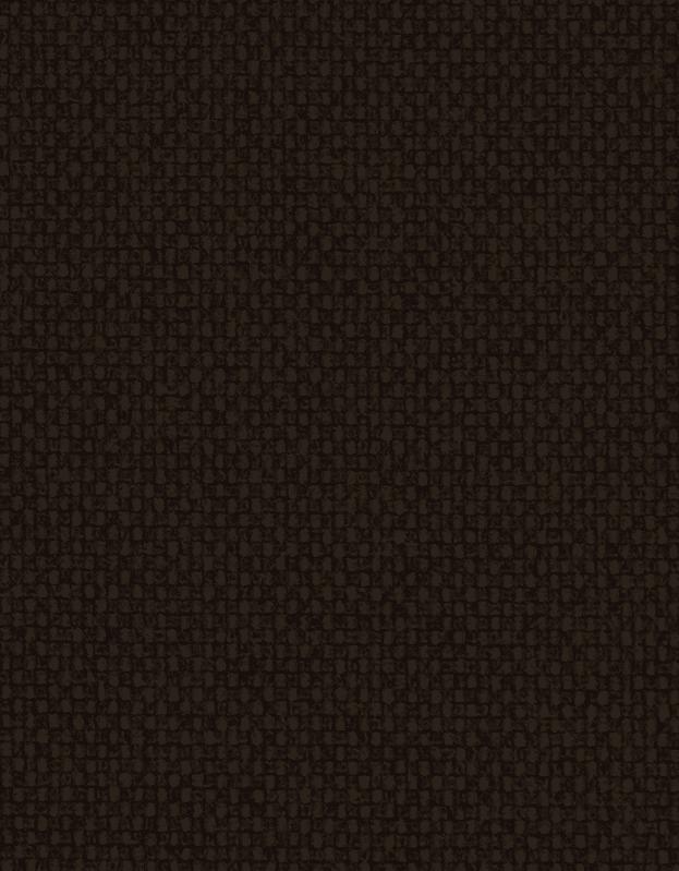 Lichtdoorlatend Vouwgordijn Kleurstaal Espresso