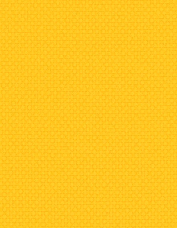 Lichtdoorlatend Vouwgordijn Kleurstaal Kanarie