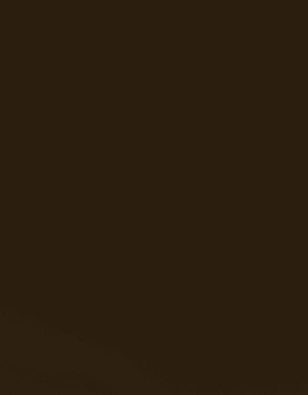 Verduisterend Vouwgordijn Kleurstaal Koffie