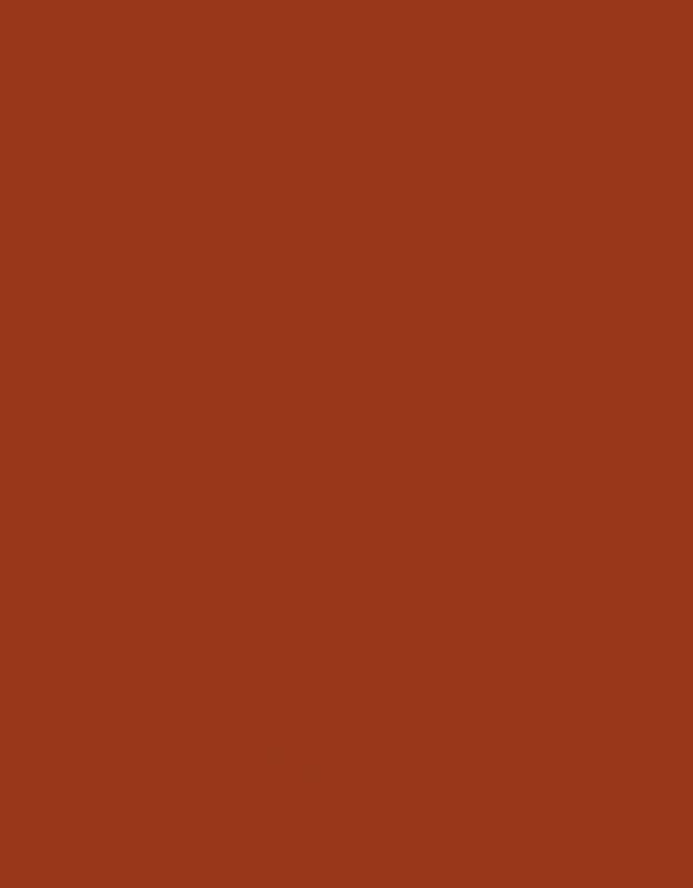 Verduisterend Vouwgordijn Kleurstaal Pompoen