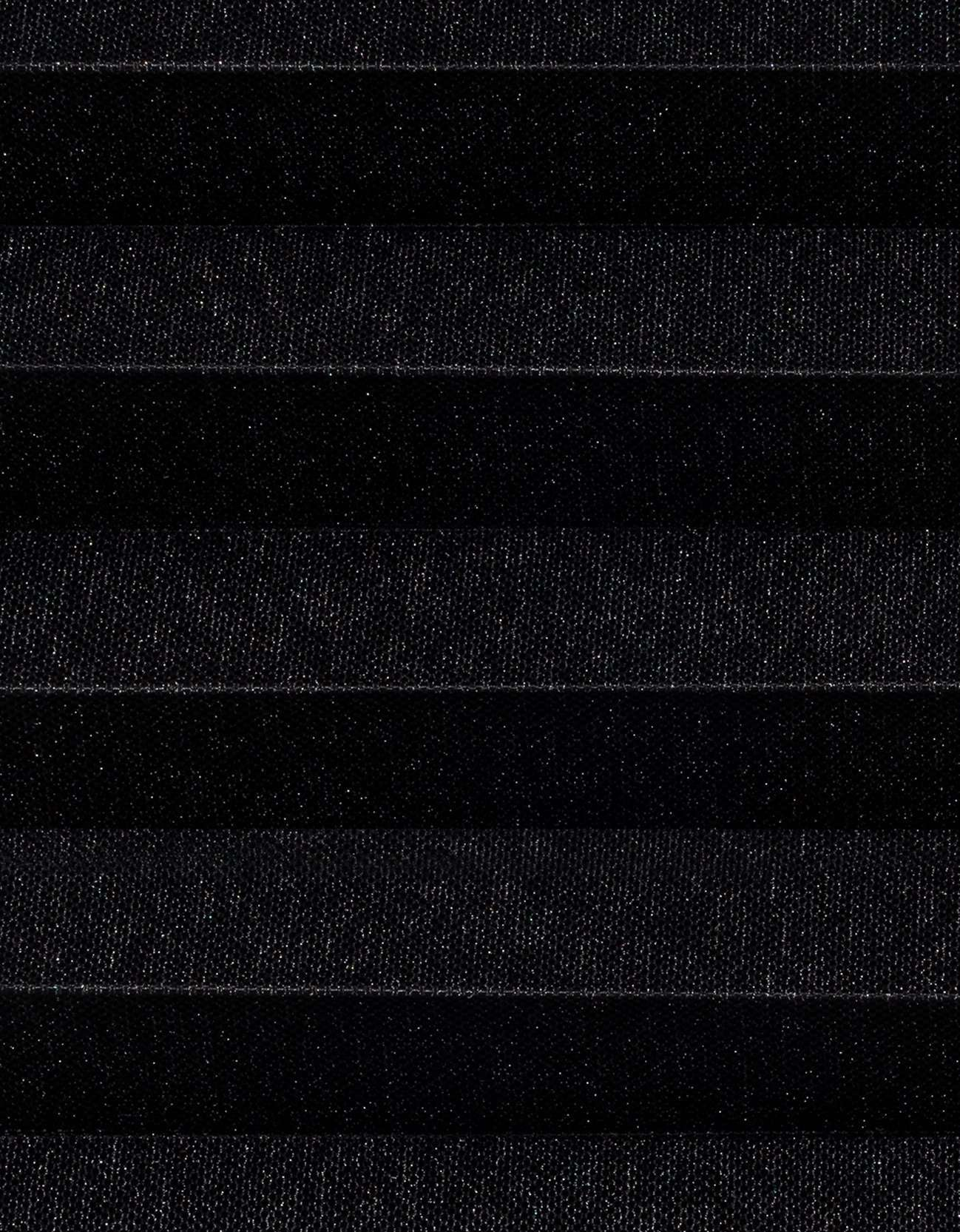 Semi-transparant Plisségordijn Kleurstaal Houtskool