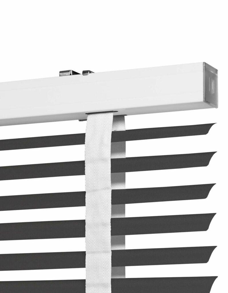 Ceder Dead Flat Aluminium Jaloezie 50 mm Uitsnede