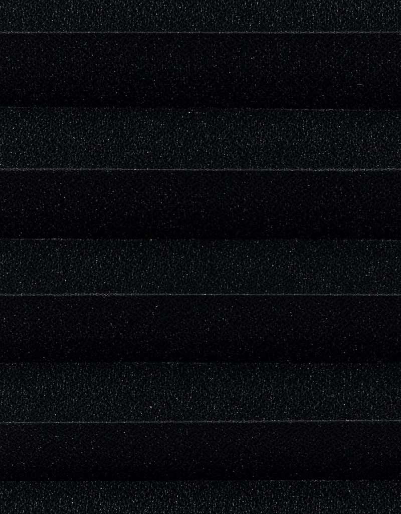 Semi-transparant Plisségordijn Kleurstaal Diepzee