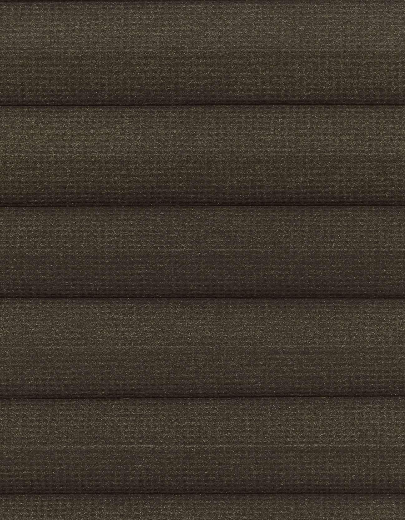 Semi-transparant Dupligordijnen 25 mm Kleurstaal Klei