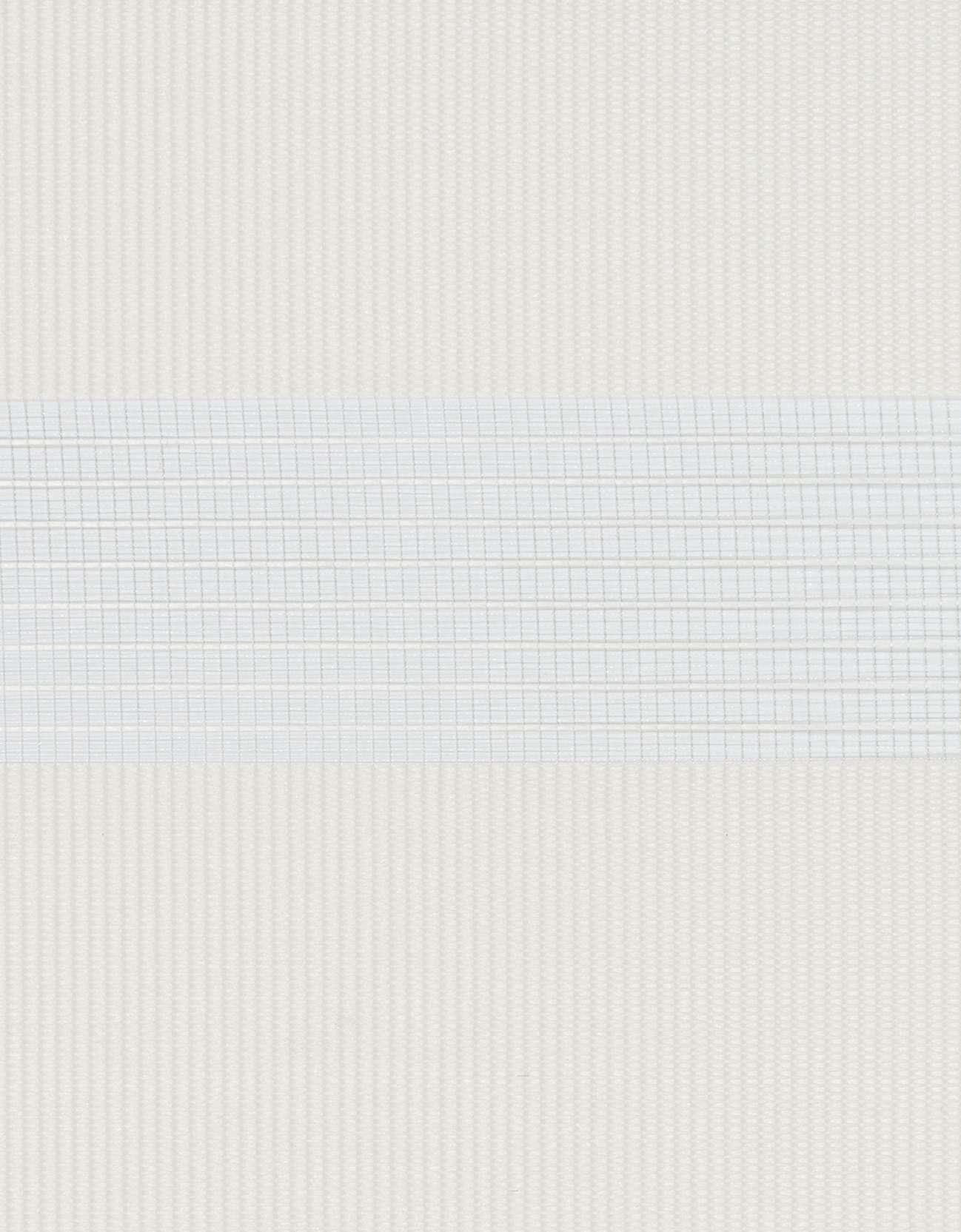 Semi-transparant Duo Rolgordijn Kleurstaal Krijt