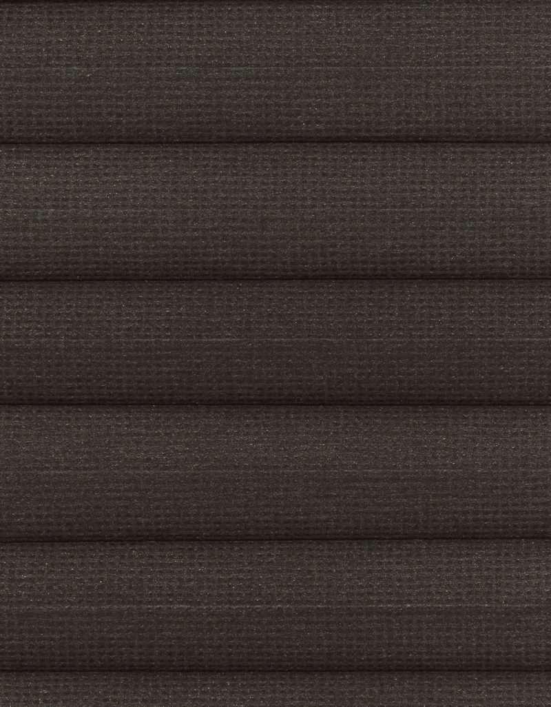 Semi-transparant Dupligordijnen 25 mm Kleurstaal Raaf