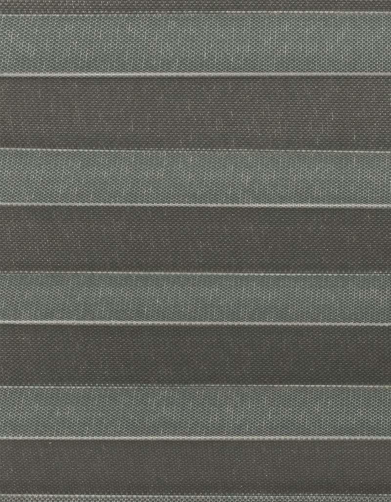 Semi-transparant Plisségordijn Kleurstaal Schors